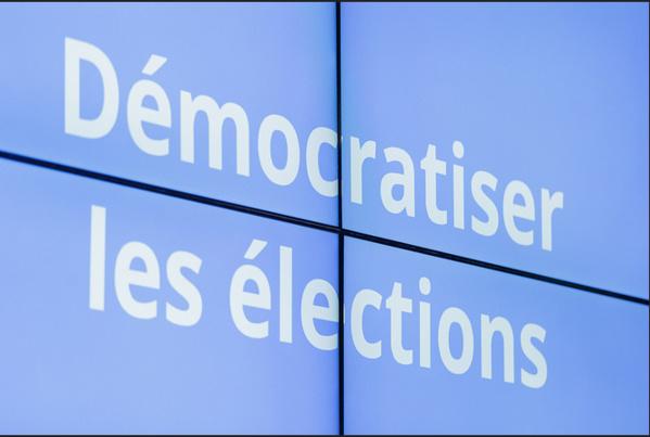 Présidentielle : une primaire citoyenne désignera un candidat pour 2017