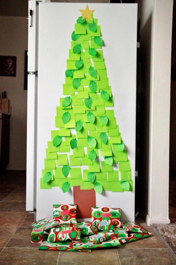 10 idées écolos pour faire son sapin de Noël... sans sapin