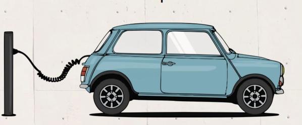 Convertir les vieilles voitures à l'électrique, ce sera bientôt possible grâce à cette start-up