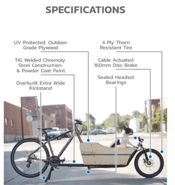 Moins cher qu'un vélo cargo, ce kit fait de votre bicyclette un transporteur
