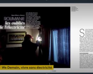 En Roumanie, des villes survivent toujours sans électricité