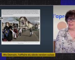 Ces retraitées font de la résistance climatique en Suisse