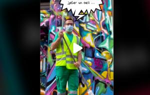Ludovic F, l'éboueur écolo qui incite au recyclage sur TikTok