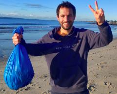 #NettoieTonKm : alliez sport et ramassage de déchets pendant le confinement