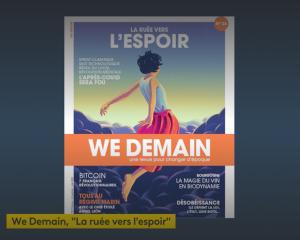 """WE DEMAIN n°34 : Le monde post-Covid """"ressemblera aux Années folles"""""""