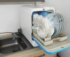 CES 2019 : Ce mini lave-vaisselle nettoie vos plats avec 3 litres d'eau