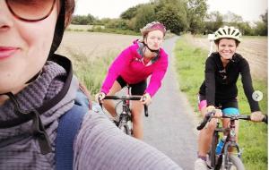 """""""Le vélo est un puissant outil d'émancipation des femmes"""""""