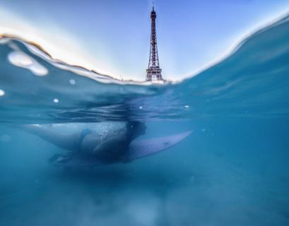 Météo France et l'Agence parisienne du climat y prévoient dix à soixante jours de fortes chaleurs supplémentaires d'ici à 2100 à Paris.