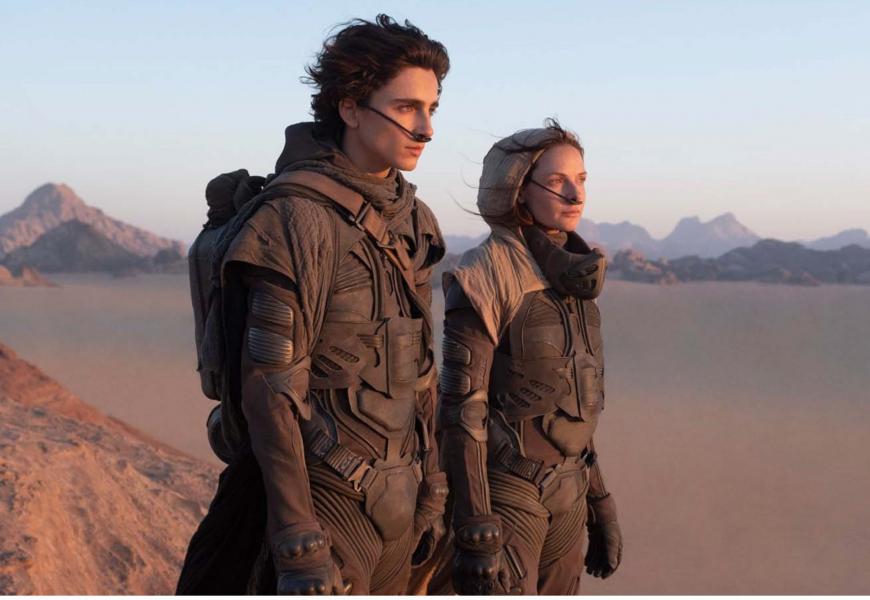 """Denis Villeneuve (le réalisateur de Blade Runner 2049) propose une nouvelle version """"Dune""""."""