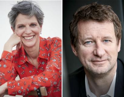 Yannick Jadot et Sandrine Rousseau
