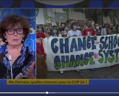 """""""La COP26, c'est un peu la COP de la dernière chance"""""""