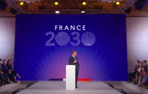 """Hydrogène, avion bas carbone, fonds marins… Que prévoit le plan """"France 2030"""" d'Emmanuel Macron ?"""