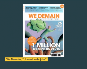 "Un million ""d'emplois verts"" à saisir"