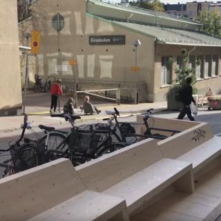 """""""Ville minute"""" : Comment les Suédois réinventent leurs rues"""