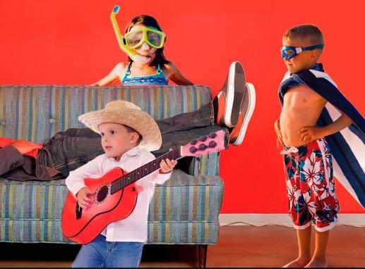 Être un parent oisif permet aux enfants de devenirs créatifs et autonomes, selon Tom Hodkginson.