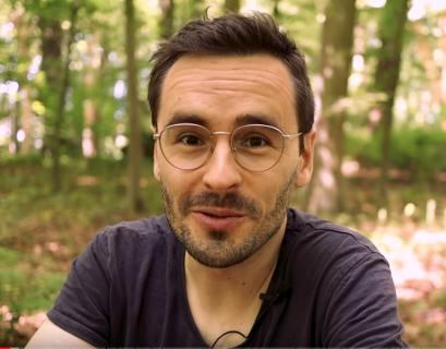 Le Youtubeur Maxime Lambrecht vulgarise des questions de philo appliquées à l'écologie