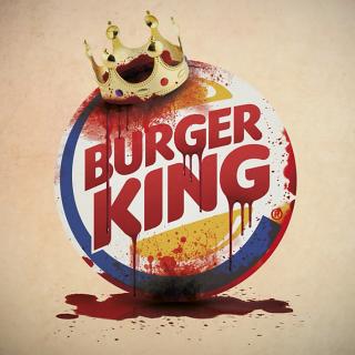 """Élevage intensif : L214 cible Burger King, """"roi de la cruauté"""""""