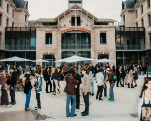 La Caserne, nouvel écrin de la mode durable parisien