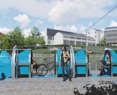 Urbanloop : la capsule qui réinvente le transport en ville