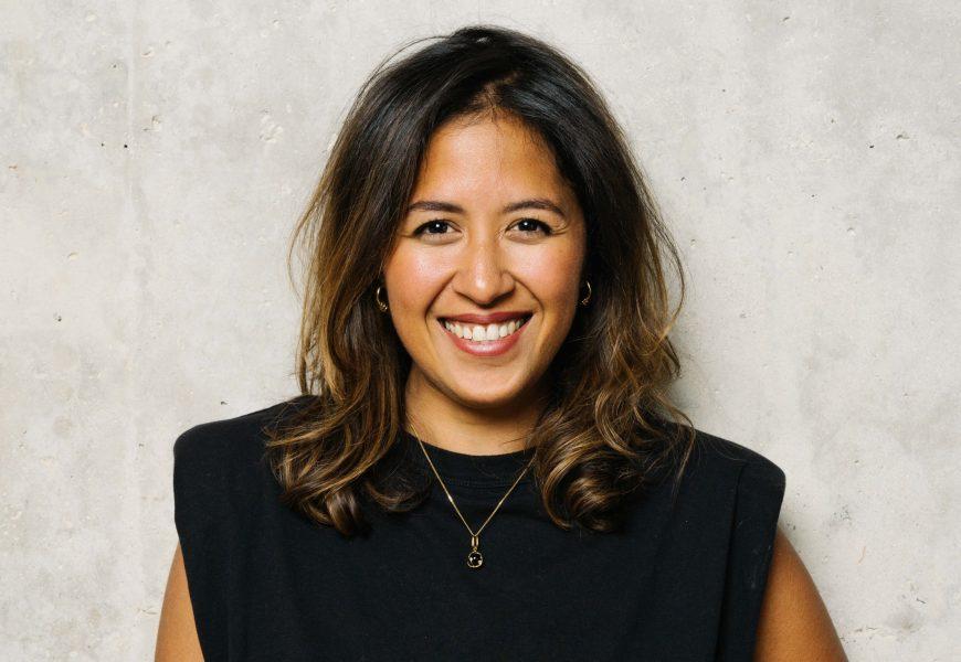 Dounia Wone est Chief Sustainability Officer chez Vestiaire Collective. (Crédit : Vestiaire Collective)