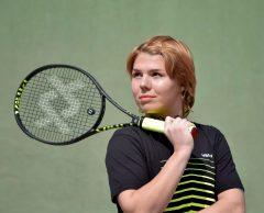 Cette joueuse de tennis a vendu une partie de son bras en crypto-monnaie