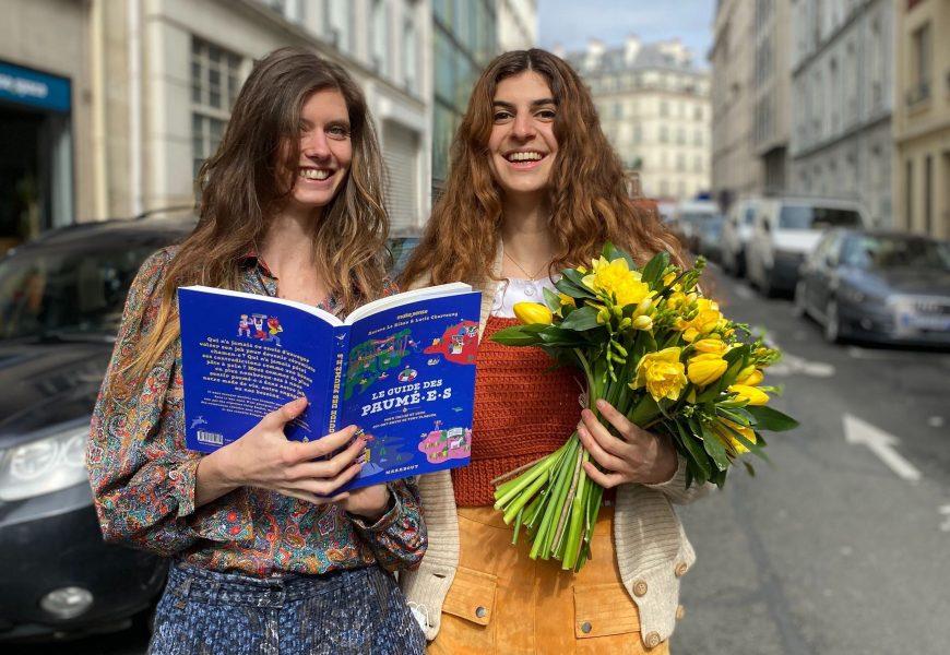 Les auteures Aurore Le Bihan et Lucie Chartouny, ont également participé à la création de la communauté des Paumé.e.s au sein de l'association Makesense.
