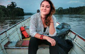 Marine Calmet, gardienne des droits de la nature