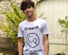 À 16 ans, il crée une appli pour ramasser les déchets