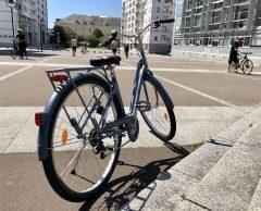 À Rennes, les adultes se remettent en selle