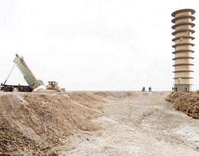 Les déblais du Grand Paris vont permettre de construire des tours d'habitation ou même des écoles.