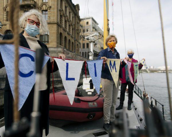 Changement climatique : ces mamies font de la résistance !