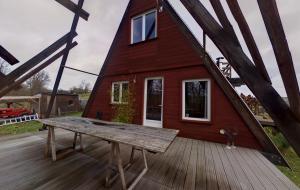 VIDÉO – La maison en A : une construction simple et pas cher