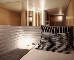 Trains de nuit : des wagons de luxe  pour dormir comme à l'hôtel