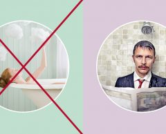 Quiz carbone : bain ou douche ?