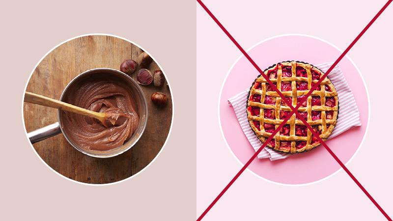 Tarte aux fraise ou aux marrons ?