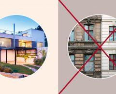 Quiz carbone : construction neuve ou maison ancienne?