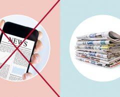Quiz carbone : abonnement papier ou numérique?
