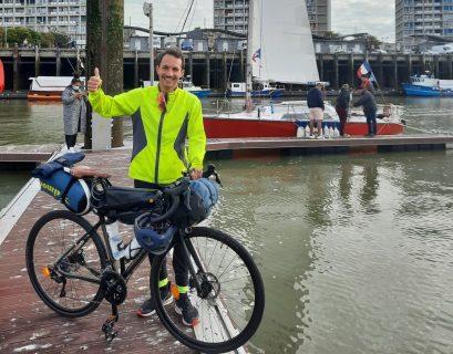 COP26 à vélo