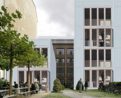Proto-Habitat, la maison modulable en bois qui s'adapte à ses habitants