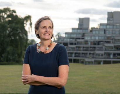 Corinne Le Quéré, présidente du Haut Conseil pour le climat appelle à accélérer la préparation aux effets du réchauffement.