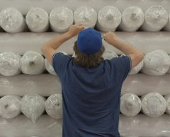 À Roubaix, la belle histoire d'une entreprise textile née du Covid