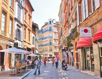 Les commerces de Toulouse sont durement frappés par la crise du Covid-19.
