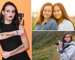 Rencontre avec 4 jeunes qui se bougent pour la planète