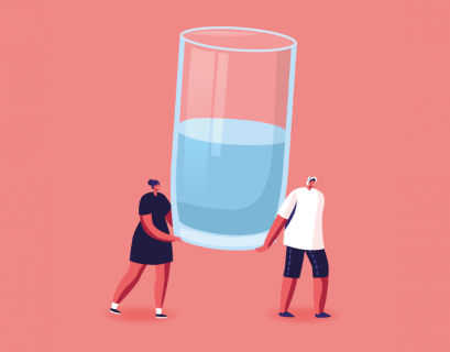 consommation eau potable