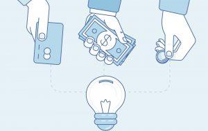 Financement participatif : plus d'1 milliard d'euros collectés en France en 2020