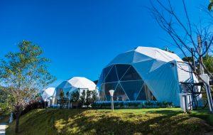 DIY : comment construire un dôme géodésique