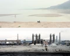 En Chine, alerte rouge sur le fleuve Jaune