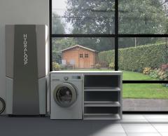 Cet appareil recycle l'eau de la douche pour les toilettes ou le jardin