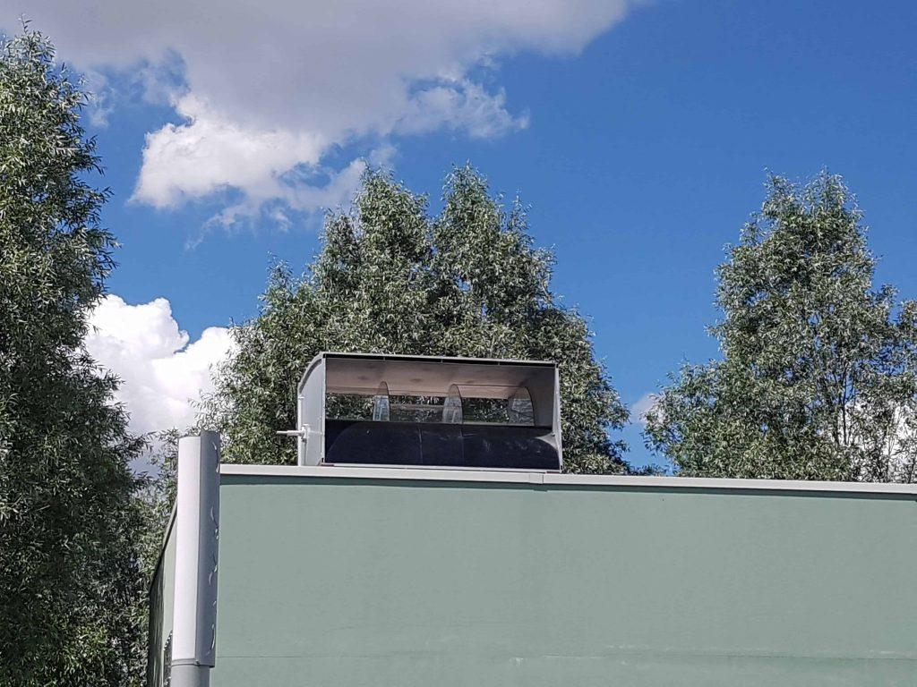 éoliennes de toit Wind my Roof