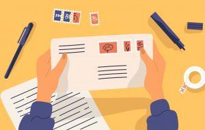 Covid : pour rompre la solitude, si vous écriviez une lettre à un inconnu ?
